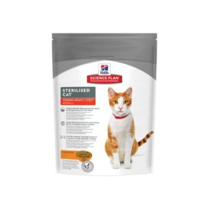 Hill's Young Adult Neutered - корм для стерилизованных кошек